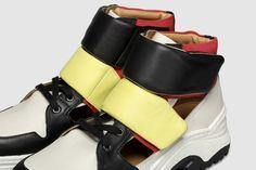 Botas PRUDÊNCIO X EUREKA - Multicolor Eureka Shoes, Balenciaga, Look, Sneakers, Fashion, Men, Boots, Frames, Tennis