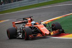 """フェルナンド・アロンソ、""""エンジントラブル""""でリタイア / F1ベルギーGP  [F1 / Formula 1]"""