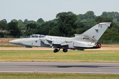 RAF Tornado F3 ZE342 at RIAT 2006