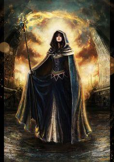 Gavreela of the Blue Sash, of the Red Shield