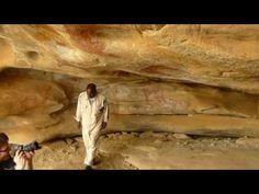 Laas Geel Cave Paintings in Somaliland - YouTube