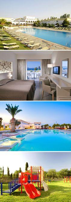 Helemaal tot rust komen op vakantie in een hotel met een wellnesscentrum, grote zwembaden en nabijheid tot verschillende bezienswaardigheden? Dat kan bij viersterrenhotel Platanista Hotel op het Griekse eiland Kos.