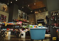 Pet Boutique | KM Interior Design Services | Victoria, BC