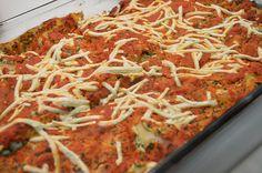 themessyveganteen   Easy Vegan Lasagna Lasagna,the ultimate comfort food. People think you can't make vegan comfort food but of course that's a myth. This easy vegan lasagna will please vegans and non-vegans alike.
