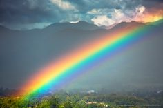 Rainbow (Pai Thailand) by Anton Jankovoy on 500px