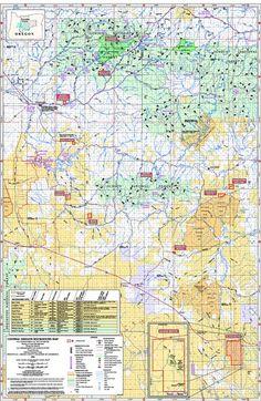 Deschutes & Ochoco National Forests & Crooked River National Grassland - Rocks & Minerals