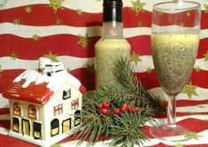 Cocktail Drinks, Cocktails, Drinking Tea, Rum, Vodka, Cooking Recipes, Smoothie, Table Decorations, Christmas Ornaments