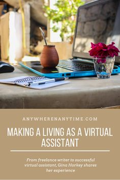 Can you really make money as a virtual assistant? Let's ask one who started her business with no experience.This VA started out as a freelance writer as a side hustle to her 9-5 job. Customer service, email management and writing were her services at the beginning. Young Family, Work From Home Moms, Virtual Assistant, How To Make Money, Let It Be