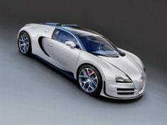 Bugatti Veyron Grand Sport Vitesse Gris Rafale in Brazil