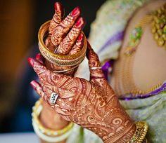 The Latest #Mehendi Designs This Wedding Season www.fashion101.in