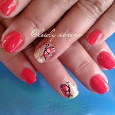 Nails, Beauty, Work Nails, Finger Nails, Beleza, Ongles, Nail, Cosmetology, Manicures