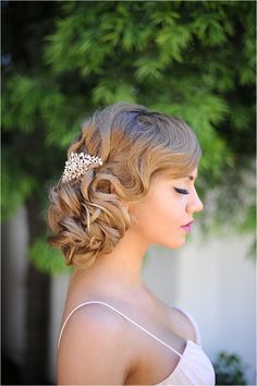 2015 Bridal Hair & Make-up Trends by Beach Bridal Beauty | Southern California Bride