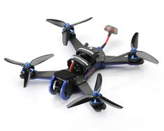 This is the Blade Vortex 230 FPV Racer Bind-N-Fly Basic Quadcopter Drone. In the world of the FPV, Immersion RC has lead the way with technology