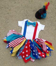Fato de Carnaval - PALHAÇA bebé