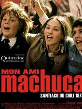 Mon ami Machuca  (synopsis, tráiler, dossier pédagogique)   Cinélangues. Thème: L'art de vivre ensemble / Sentiment d'appartenance : singularités et solidarités