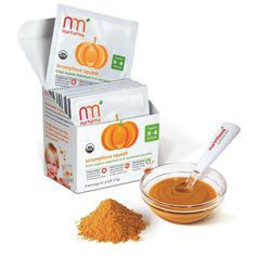 NurturMe Organic Dry Baby Food + Giveaway | http://teetheme.com/blog/nurturme-organic-dry-baby-food-giveaway/#