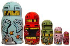 Robots by Martin Ontiveros.