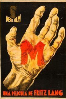 M ( 1931)  When the police in a German city are unable to catch a child-murderer, other criminals join in the manhunt.  Director: Fritz Lang