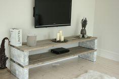 meuble tv avec parpaings et planche de bois diy diy meuble tv pinterest meuble t l. Black Bedroom Furniture Sets. Home Design Ideas