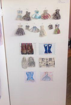Bridget Heron, A2 Fine Art, CNC