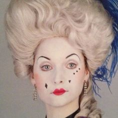 restoration theatre makeup - Google Search
