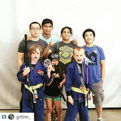 Battle at the Beach was successful. All the kids won first on one of their division. They performed very well and took their losses well. Very proud of them. #naga #batb #battleatthebeach #grappling