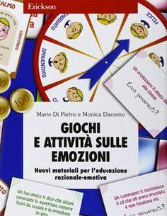 Carte e giochi da tavolo per inventare fiabe, favole e racconti - Giochi e attività sulle emozioni - Erickson - 01
