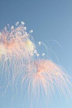 Daytime Fireworks by Jennilee #pastels