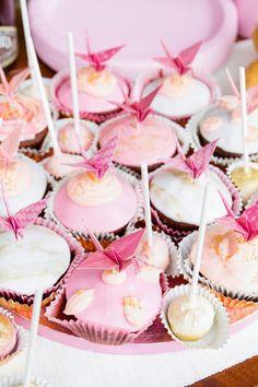 Party Nippon Chic - Fabulousity #festa #chiffon #cake #party #table #allestimento