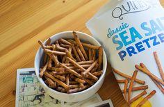 Classic Sea Salt Pretzels - GF, Non GMO $3.47