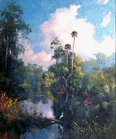 Backus Paintings for sale Page 2 Landscape Art, Landscape Paintings, Old Florida, Tropical Art, Office Art, Paintings For Sale, Lovers Art, Art Museum, Watercolor Art