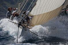 Les Voiles de St. Tropez Sailing competition: 29 Sept- 7 Oct 2012