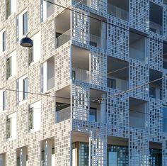 Länsisatamankatu - Helsinki, Finland - 2014 - Huttunen–Lipasti–Pakkanen Architects