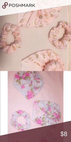 15b5fdafe43c Srunchies   Turban Headbands All hand made by me . Stretchy fabric. Made to  order