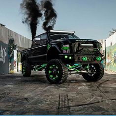 Ford Troller Exclusive Radical and Visual Performance Lifted Chevy Trucks, Jeep Truck, Cool Trucks, Pickup Trucks, Jeep Pickup, Ford Girl, Hummer, Ford Mustang, Rolling Coal