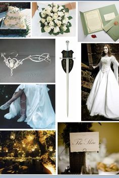 Lord of the Rings Wedding ideas ;)