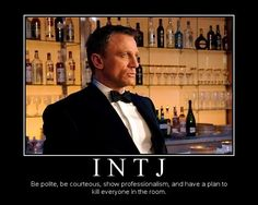 INTJ - Planner 01