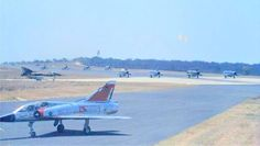 Mirage IIIBZ SALM South African Air Force, Air Force Aircraft, Korean War, Armed Forces, Fighter Jets, Cool Photos, Past, Military, Cheetahs