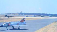 Mirage IIIBZ SALM