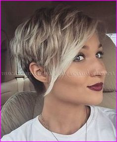Short Pixie Cut with Long Bangs Short Sides, Check out these Short Pixie Cut with Long Bangs, Pixie Cuts with Long Bangs Short Sides, adn Short Choppy Pixie Cuts... Also some undercuts and layers ideas, Pixie Cuts