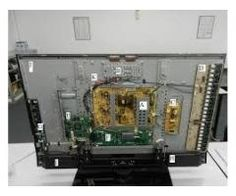 LED/LCD T v Repair Home In Front Client Hand To Hand