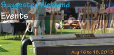 Cityinsighter - Suggested Greater Vancouver Weekend Events: Aug 16 - Aug 18, 2013