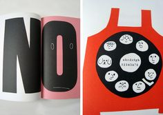 80Magazine is about graphic design, books, magazines, typography