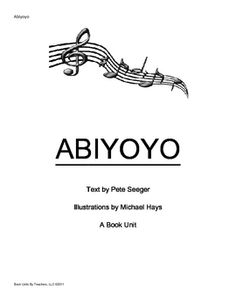 Introduce your students to the African folktale Abiyoyo! See how a boy and his father save the townspeople. While enjoying this popular folktale,...