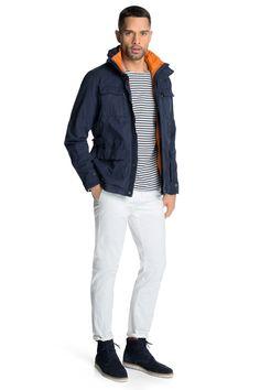 Esprit : Cazadora 2 en 1, 100% algodón en la Online-Shop