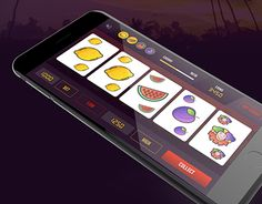 """Check out new work on my @Behance portfolio: """"Fruit Poker Mobile Game"""" http://be.net/gallery/52673109/Fruit-Poker-Mobile-Game"""