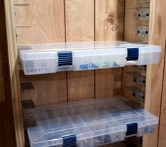 Something like this would make it easier instead of juggling 10 other boxes when i want the bottom one storage tower