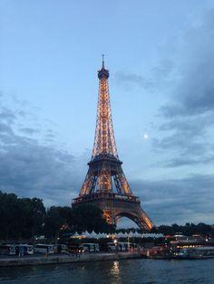 Paris, France, Eiffel Tower, Torre Eiffel