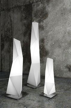 Modelos 3D Gratis LXXXV | Diamond Lamp - ejeZeta