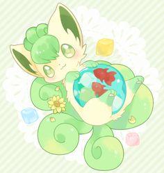 Love this style of pokemon fanart! This vulpix is way too cute! The pastel colors make it so kawaii 😍 Chibi Pokemon, Pokemon Eevee, Pokemon Comics, Pokemon Fan Art, Cute Animal Drawings, Kawaii Drawings, Cute Drawings, Cute Pokemon Pictures, Pokemon Images